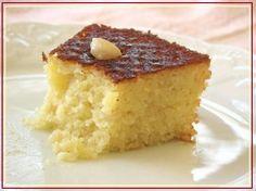 GATEAU DE SEMOULE / FLEUR D'ORANGER  Pour 8 personnes : 4 oeufs 50 g de sucre en poudre 1 pincée de cannelle 80 ml de jus d'orange pressée 80 g de semoule de blé (semoule fine de blé dur, surtout ...