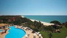 Hotel Porto Bay Falesia, in the Algarve in Portugal, a great hotel, good food, great surroundings and a fantastic hotel for a relaxing holiday