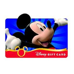 Disney Gift Card Website Now Lets You Combine Smaller Cards Into One Larger Card