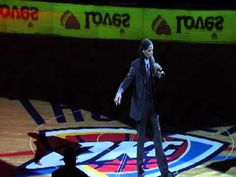 OKC Thunder - Halftime performance, Landau Eugene Murphy Jr.