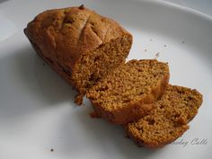 Starbucks Pumpkin Bread recipe... I could eat this all day, everyday!!!