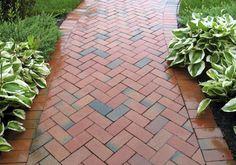 Beautiful Timeless Brick Outdoor Paving