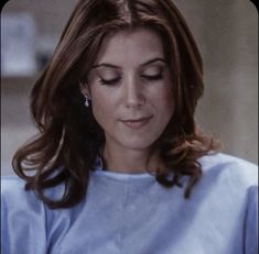 Erin Walsh, Kate Walsh, Grey's Anatomy Doctors, Addison Montgomery, Light Blue Aesthetic, Lady Grey, I Love Girls, Beautiful Soul, Aesthetic Pictures