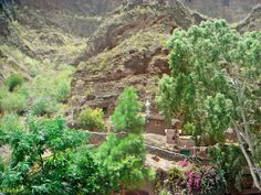 The Cave Houses in Gran Canaria-Guayadeque in Agüimes