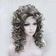 nova+moda+encantador+50+centímetros+mix+marrom+ponta+cinza+cabeleira+encaracolada+sintético+das+mulheres+–+BRL+R$+94,27