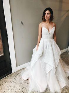new ideas for dress princess wedding skirts Wedding Skirt, Princess Wedding Dresses, Tulle Wedding, Bridal Wedding Dresses, Diy Wedding, Dream Wedding, Full Skirt Dress, Tulle Dress, Ball Dresses