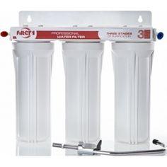 Тройная система очистки воды Filter 1 FMV-300 (умягчение): цена, описание, продажа - riverlife.com.ua