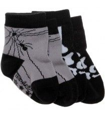 BabyLegs Socks for little feet - X-Ray