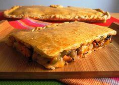 Empanada gallega de mejillones 0