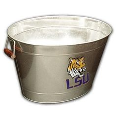 LSU Tigers Ice Bucket