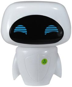 The hovering robot with a heart of green lands smack in the middle of your collection with our POP! E.V.E. Vinyl Figure by Funko. Evaluate all the POP! vinyl figures by Funko for an otherwordly angle ...