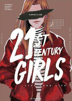 BTS / 21st Century Girls / FANART