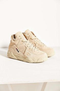 FILA x Urban Outfitters Cage Basketball Sneakers available for $100.00