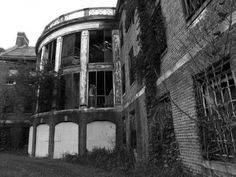 Wernersville State Hospital in Pennsylvania is also said to be haunted. This asylum is connected to tales of a headless orderly and the ghost of an elderly patient who carries a baby with her around the grounds. Supposedly there is an unmarked graveyard somewhere on the grounds.