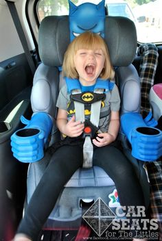 KidsEmbrace Batman Car Seat Review and Giveaway: Superheroes need car seats too!