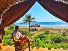#Playa viva #México #ecotourism #ecohotel #peace #yoga #meditación