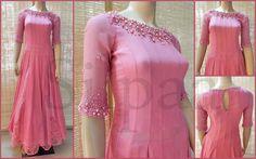 I love it Stylish Dresses, Simple Dresses, Beautiful Dresses, Fashion Dresses, Indian Gowns, Pakistani Dresses, Indian Outfits, Anarkali Dress, Gown Dress