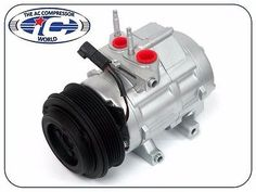 awesome AC Compressor Fits Ford F-Series Expedition Lincoln Navigator Mark LT 67192 - For Sale View more at http://shipperscentral.com/wp/product/ac-compressor-fits-ford-f-series-expedition-lincoln-navigator-mark-lt-67192-for-sale/