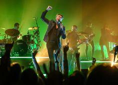 Bryan Ferry at Usher Hall Edinburgh, review on hifipig.com from John Scott #gigreviews