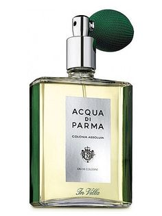 A new package for Colonia Assoluta In Villa, perfume by the house of Acqua di Parma, represents the art of living in large and luxurious villas in Tuscane. The perfume was created to show a whole range of natural colours and aromas. It is composed of twelve natural ingredients: citruses from Italy, precious blond wood and hot, spicy accords. Modern and luminous, ideal for men and women, this perfume will certainly attract attention both with quality and package. Parma, New Fragrances, Art Of Living, Cologne, Perfume Bottles, Packaging, Cosmetics, Unisex, Etsy