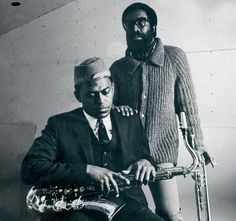 Archie Shepp and Bill Dixon