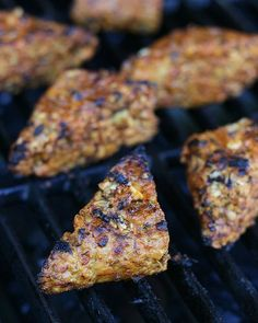 Vegetarian Barbecue: Try Tempeh