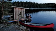 Kolarbyn Hostel outside of Stockholm. The 30 Most Incredible Trips to Take in 2015 | Outside Online