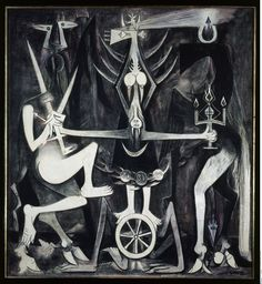 Wifredo Lam - The Wedding - 1947