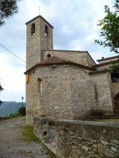 Publicamos la iglesia de Santa María de Rocafort. #historia #turismo http://www.rutasconhistoria.es/loc/santa-maria-de-rocafort