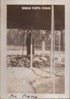 Mabel Holt's Funeral- Apr. 23, 1941 -7