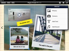 App of the Week: Book Creator--  my favorite app for creating books with students. So easy!