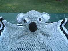 Koala Bear Lovey $5.00