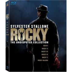 Amazon.com: Rocky: The Undisputed Collection (Rocky / Rocky II / Rocky III / Rocky IV / Rocky V / Rocky Balboa) [Blu-ray]: Sylvester Stallone, Burt Young, Carl Weathers, Burgess Meredith: Movies & TV