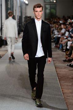 Valentino - Men Fashion Spring Summer 2013 - Shows - Vogue.it
