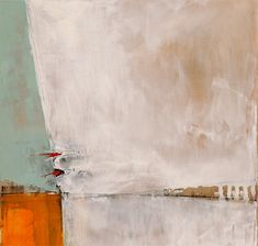 """SKETCHES OF AN ARCHITECT_3 - 2008 - m/m Oils on canvas - 10""""x10"""" by Gaston Carrio on Flickr."""