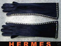 Lulu's Vintage Blog: Found! Vintage Hermes Gloves