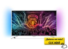 Philips  - Tv led 49''  49pus6501/12 uhd 4k,... #televisor