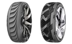 Goodyear Unveils Electricity-Generating And Shape-Shifting Concept Tires At Geneva Tyre Companies, Goodyear Tires, Car Mods, Geneva Motor Show, Mode Of Transport, Car And Driver, Concept Cars, Inventions, Tired