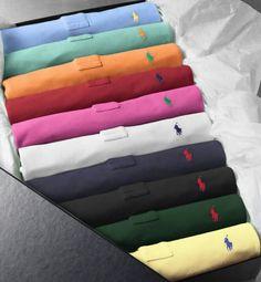 Polo Ralph Lauren Men Stuff I wish my boyfriend would wear photos) Fashion 101, Look Fashion, Mens Fashion, Gothic Fashion, Fashion News, Camisa Polo Ralph Lauren, Le Polo, Masculine Style, Mode Masculine