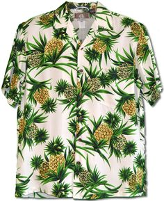 1a37c94d1 17 Best Pineapples aloha shirts images in 2019