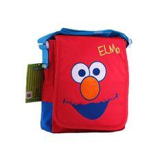 La besace Elmo est Idéale pour petits et grands - Un sac épaule Rue Sésame pour le quotidien parfait en sac pour femme ou fourre-tout enfant Sesame Street  http://www.lamaisontendance.fr/catalogue/besace-elmo-rue-sesame/  #sac #ruesésame #sesamestreet #elmo #sacenfant #sacfemme #besace #mode #fashion