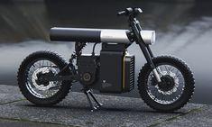 Punch Electric Motorcycle | Cool Material Motorcycle Design, Bike Design, Dual Battery Setup, Urban Electric, Mens Gear, Electric Motor, Motorbikes, Harley Davidson, Bicycle