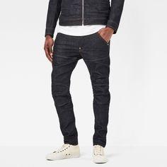 G-Star RAW   Men   Winter Essentials   5620 G-star Elwood 3d Slim Jeans , 3d Raw Denim