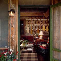 log home & cabin photography, ovando, montana, log home living