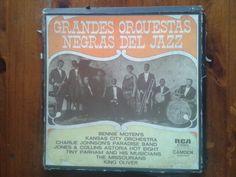Grandes orquestas negras del jazz