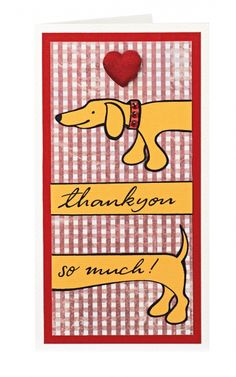 The Making Spot free guide: Make a sausage dog card! http://www.themakingspot.com/card-making/how-to/sausage-dog-card