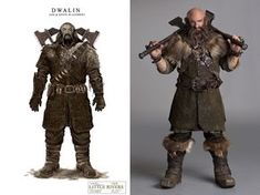 Dwalin design Source: http://dex5m.tumblr.com/post/39602418057/someone-requested-more-reference-from-the-book