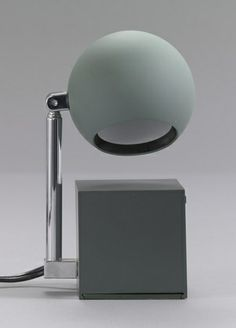 Michael Lax. Lytegem High-Intensity Lamps. 1965