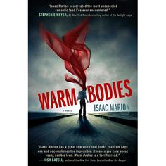 *Read: Warm Bodies: This book took me a while to read because I wouldn't give it a chance. It was just so slow for me in the beginning an honestly I just never got into it. I think it was well written, but I felt it just lacked something....