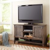 Found it at Wayfair - Harmon Deluxe TV Stand
